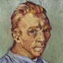 Vincent Willem van Gogh  (30 March 1853 - 29 July 1890) was a Dutch post-Impressionist painter whose work had a far-reaching influence on 20th century art  for its vivid colors and emotional impact. He suffered from anxiety and increasingly frequent bouts of mental illness throughout his life, and died largely unknown, at the age of 37, from a self-inflicted gunshot wound.