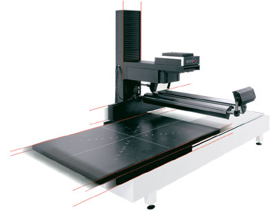 Cruse Synchron Table Scanners
