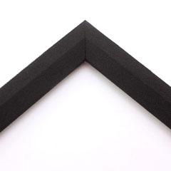 Ll361 1 Quot Black Plain Linen Liner B112 Canada Custom