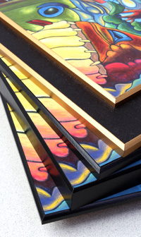 Plaque Mounting: Mounting & Laminating Your Posters, Prints, Photos, Or Artworks