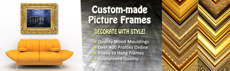 Custom Picture Framing